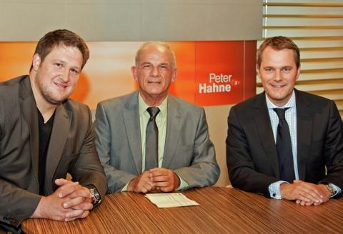 Peter Hahne - Notruf Organspende ZDF, 23.06.2013, 10:15 Uhr