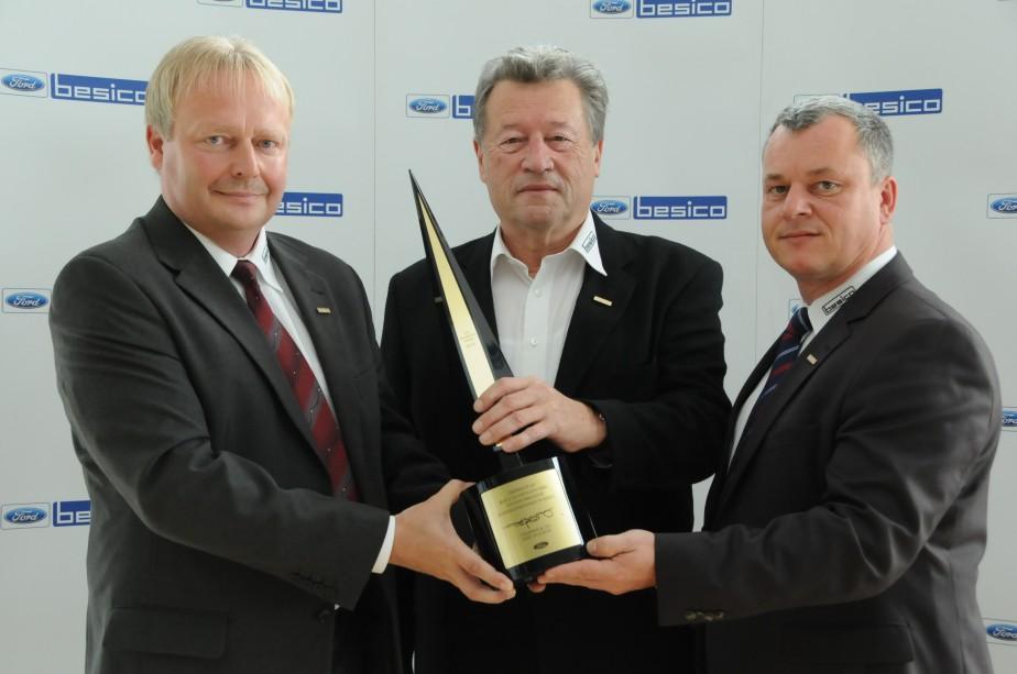 Andre Fissel, Bernd Siller, Uwe Schmidt