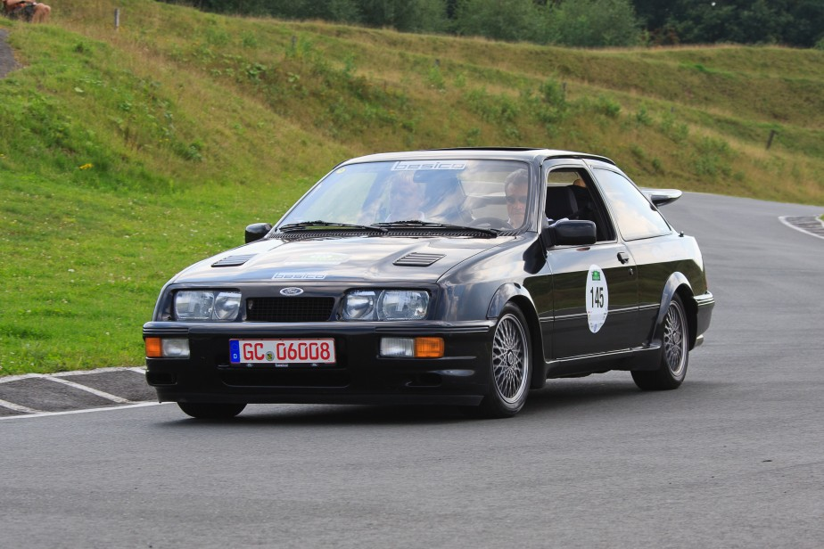 Ford Sierra RS Cosworth © faceCatcher
