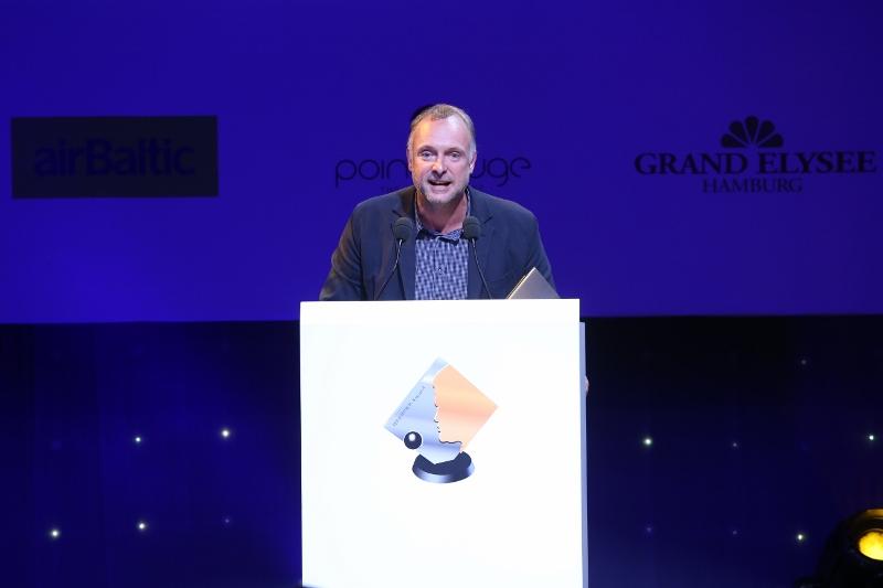 Frank Buschmann (Preisträger in der Kategorie Bester Sportkommentator)