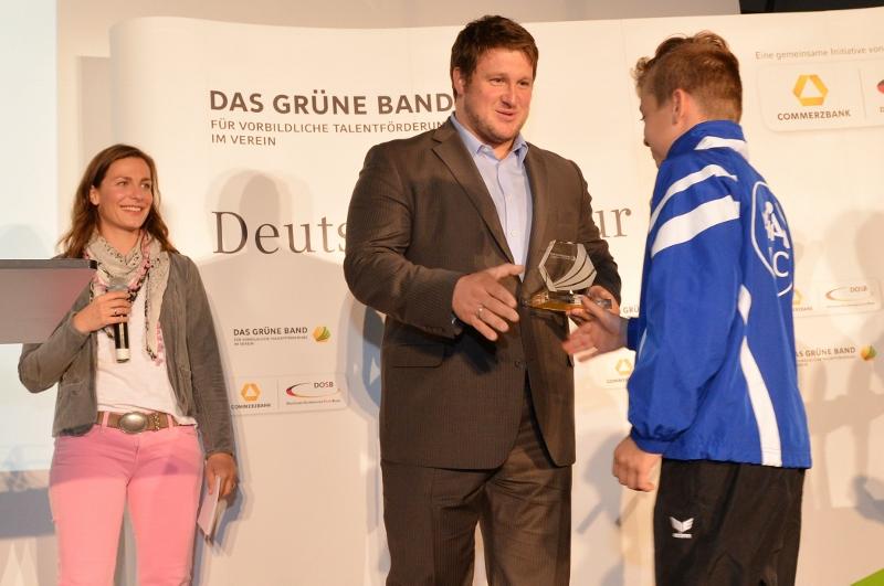 Das Grüne Band 2013 in Chemnitz
