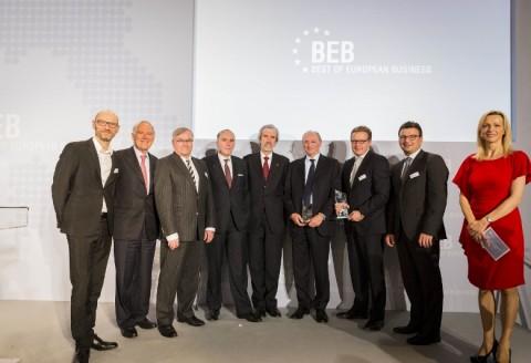 Best of European Business, Berlin, 20.11.2013