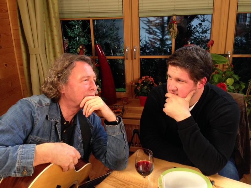 mit Peter Cornelius