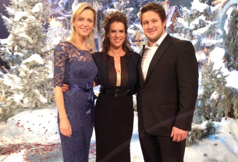 DAS ADVENTSFEST DER 100.000 LICHTER, ARD und ORF, 30.11.2013, LIVE 20:15 Uhr