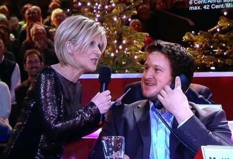 Die schönsten Weihnachtshits, ZDF, 04.12.2013, 20:15 Uhr