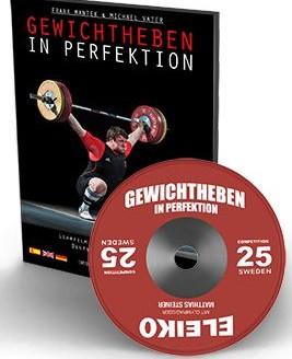 GESCHENK DVD: Gewichtheben in Perfektion