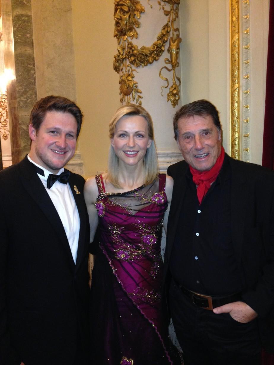 mit Udo Jürgens