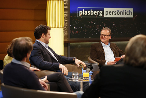 Plasberg Persönlich, © WDR/Olaf Rayermann