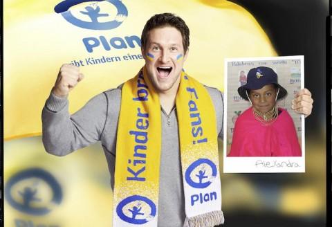 """""""Kinder brauchen Fans!-Botschafter für Plan"""