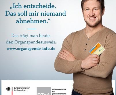 Organspendeausweis- PK, Berlin, 06.06.14