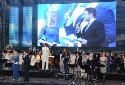Philharmonic Rock am Sachsenring, 28.06.2014, 20:30 Uhr