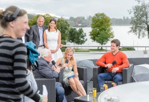 4 in einem Boot, SWR, ORF2, SRF, BR, 16.08.2014, ab 17:05 Uhr