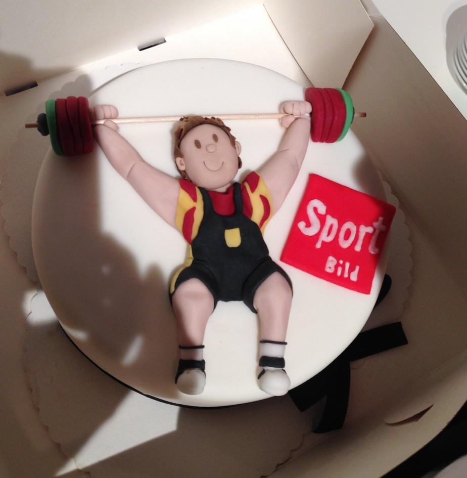 Sport Bild Award '14