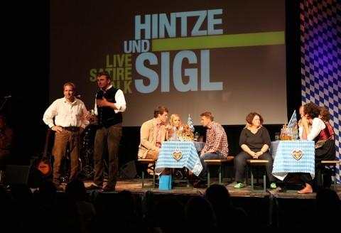 Hintze und Sigl, München, 03.10.2014, 20:14 Uhr