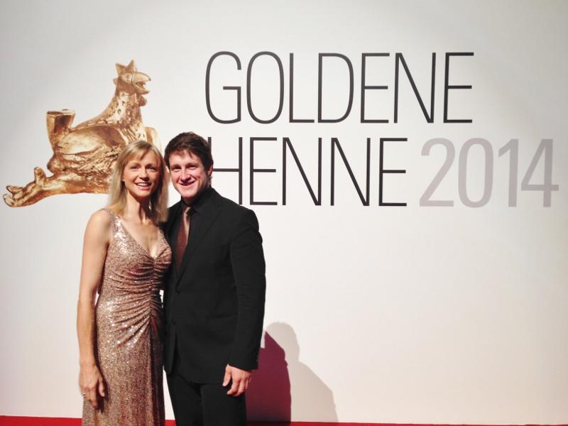 Goldene Henne 2014