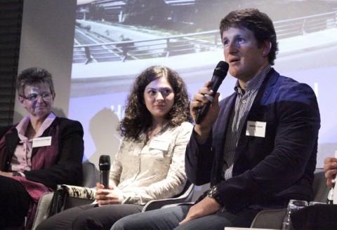 """TKK Forum """"Gesunde Wirtschaft"""", Frankfurt, 08.10.2014"""