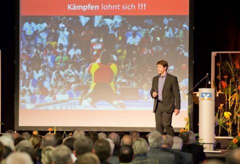 Keynote Speaker, Dautphetal, 09.10.2014