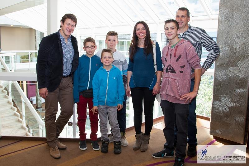 Familie von Daniel (Lebertransplantiert)