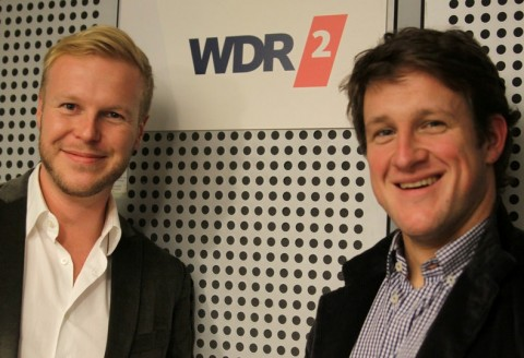 Zu Gast bei Tobias Häusler, WDR 2, 18.10.2014