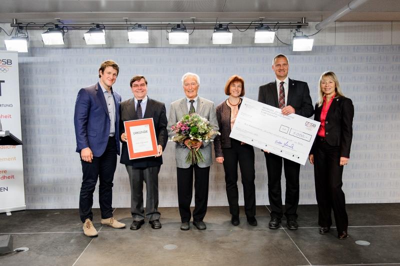 """Sieger der Preisverleihung: """"Kinder unsere Zukunft"""" aus Bitz"""