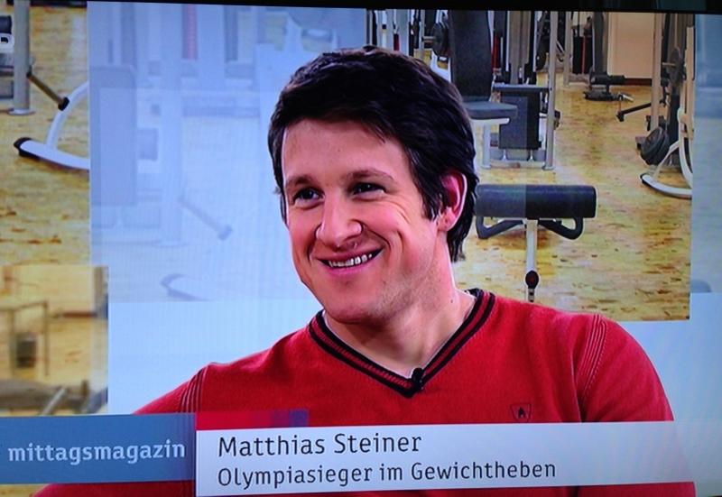 Matthias im ZDF MiMa