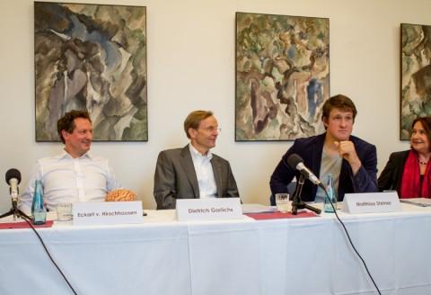 PK Dt. Allianz gegen Nichtübertragbare Krankheiten, Berlin, 12.11.2014
