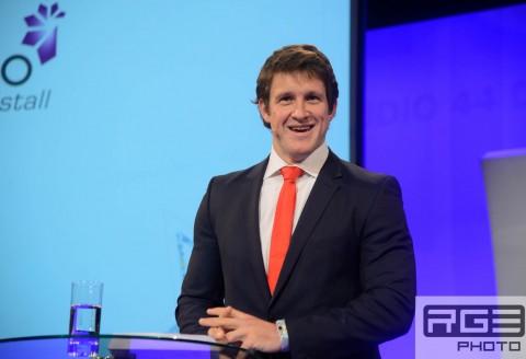 Laudator bei BSO Cristall Gala, Wien, 07.11.2014