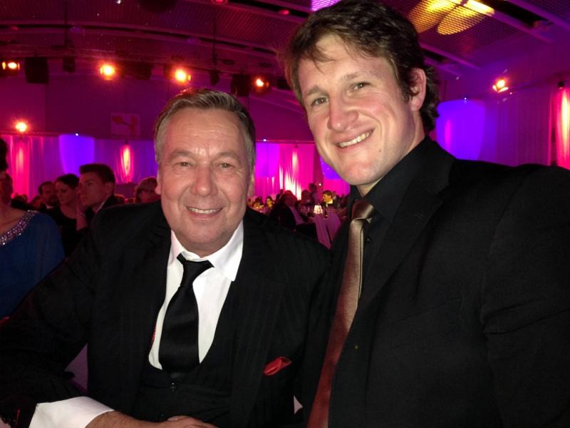 KIND Award Preisträger Roland Kaiser, Matthias