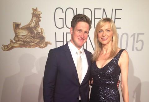 Goldene Henne , 05.09.2015, Berlin