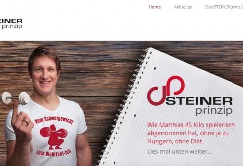 """Website """"Steinerprinzip.com"""" online!"""
