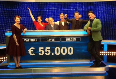 Gefragt - Gejagt, ARD, 10.12.2015, 18 Uhr