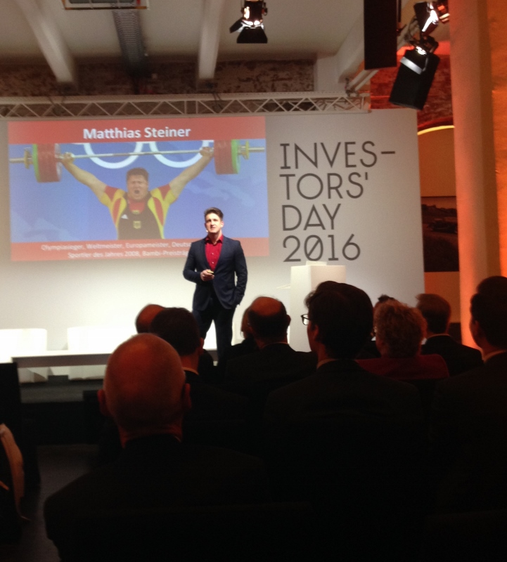 Investors' Day