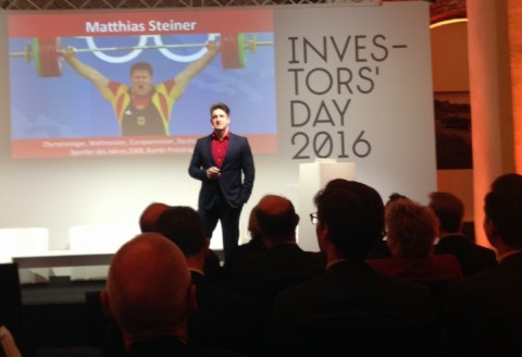 Key Note Speach, DIC, Frankfurt, 03.02.2016