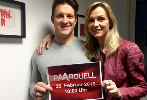Paarduell, ARD, 26.02.2016, 18:00 Uhr