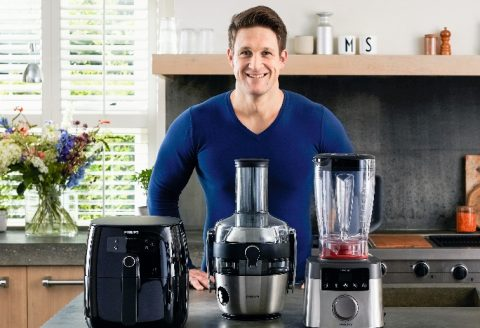 Matthias ist neuer Philips Werbebotschafter