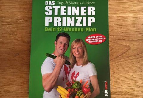 """2. """"Steiner Prinzip""""-Buch erfolgreich gestartet"""