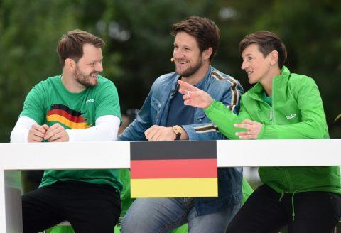 Die große 3-Länder-Show, ZDF, 01., 08. + 22.10.17, 11:50 Uhr