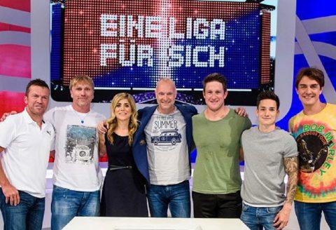 """""""Eine Liga für sich"""", 24.08.17, Sky1, 20:15 Uhr"""
