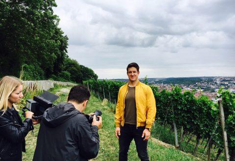 """""""Uns bleibt unsre Liebe"""" Videodreh, 12.07.17, Würzburg"""