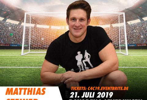 Champions for Charity, Leverkusen, 21.07.19